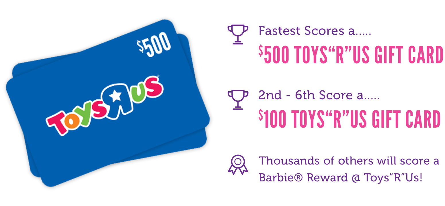 Toys R Us Gift Card &...