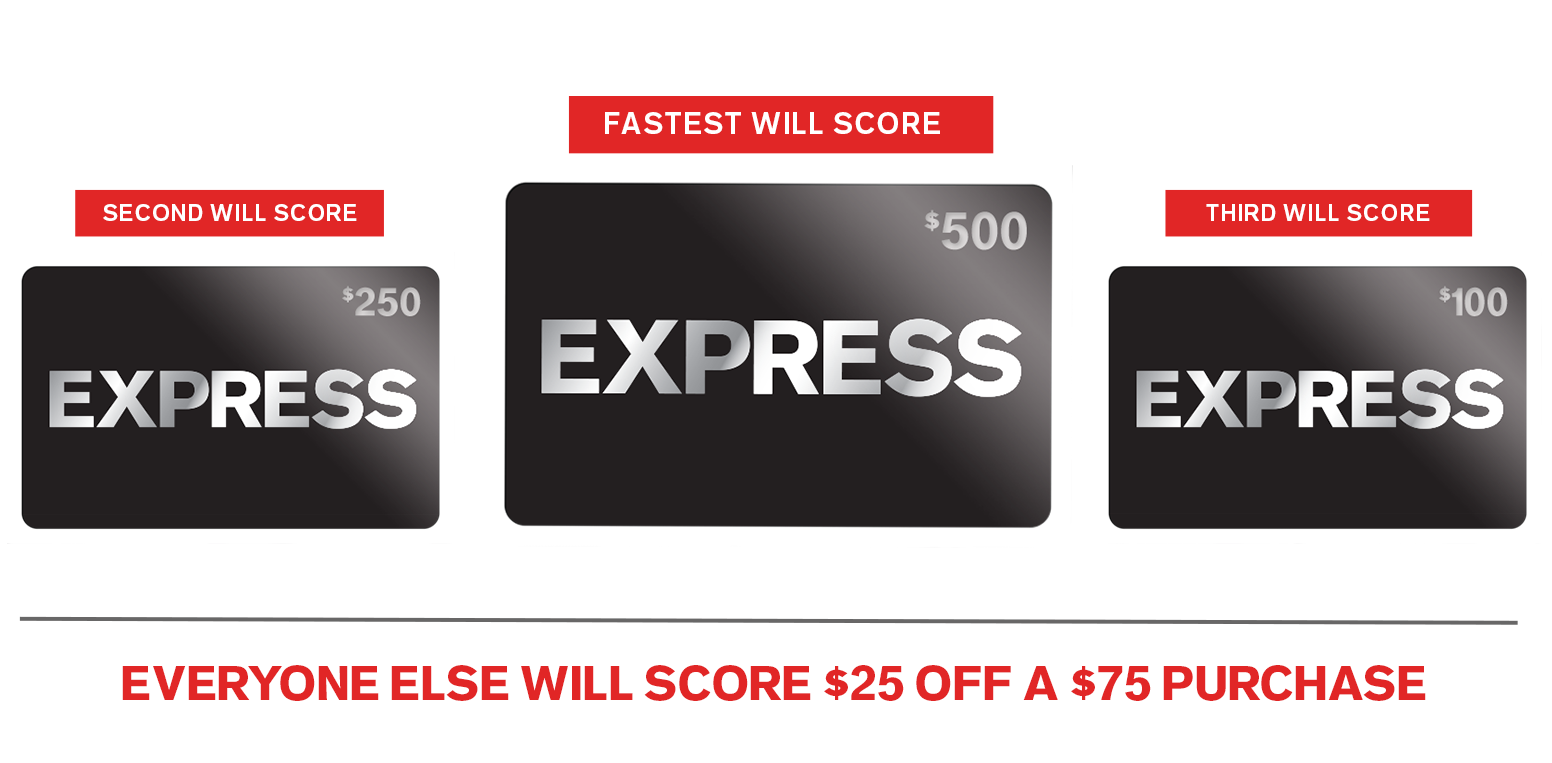 Express Gift Card & Co...