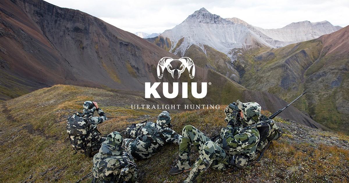 Kuiu Gear Up For The Season On Us